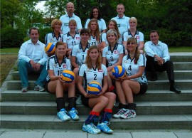 SWE Volley-Team 2009-2010